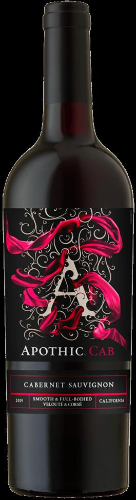 Apothic Cab bottle